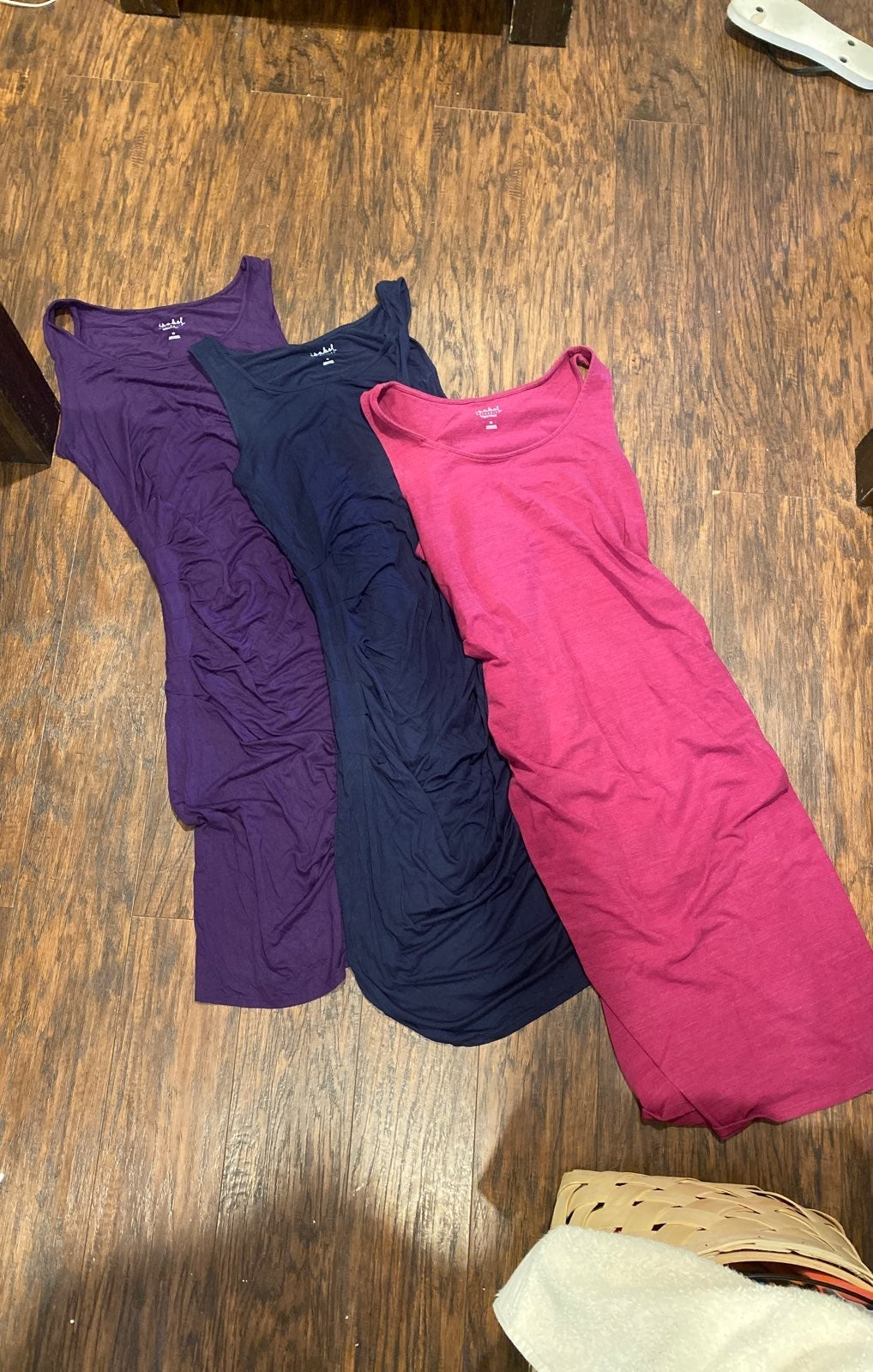 3 MEDIUM Isabel Maternity Dresses