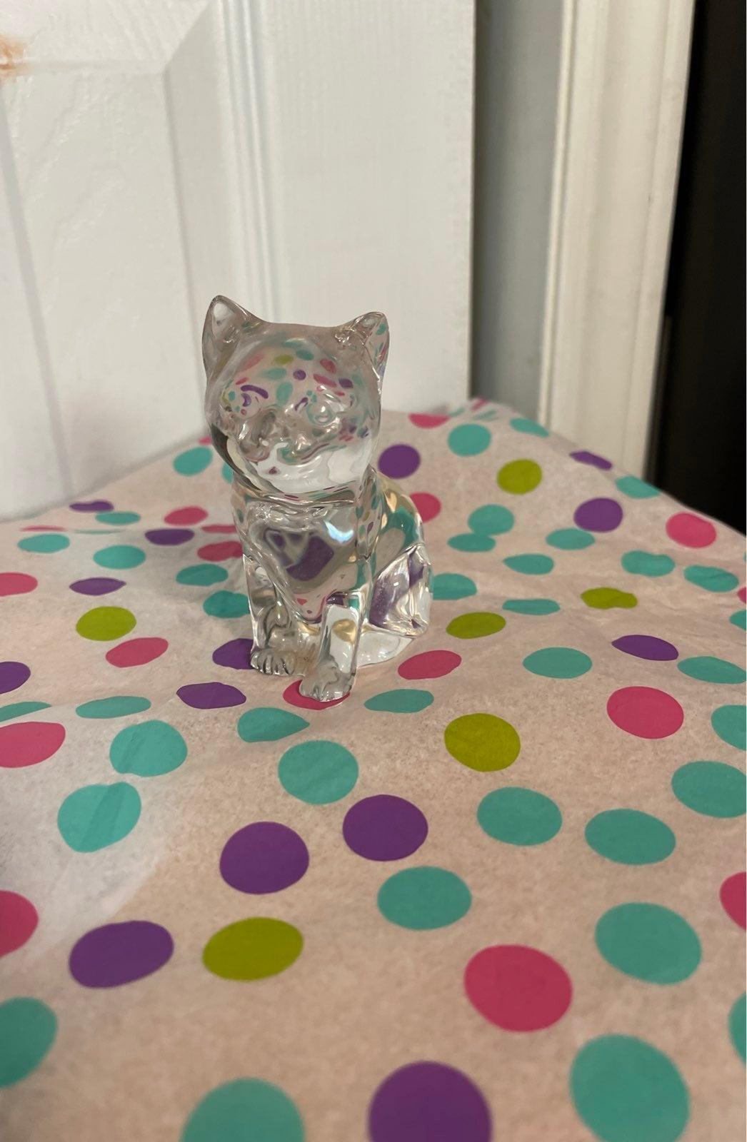 Crystal princess house cat