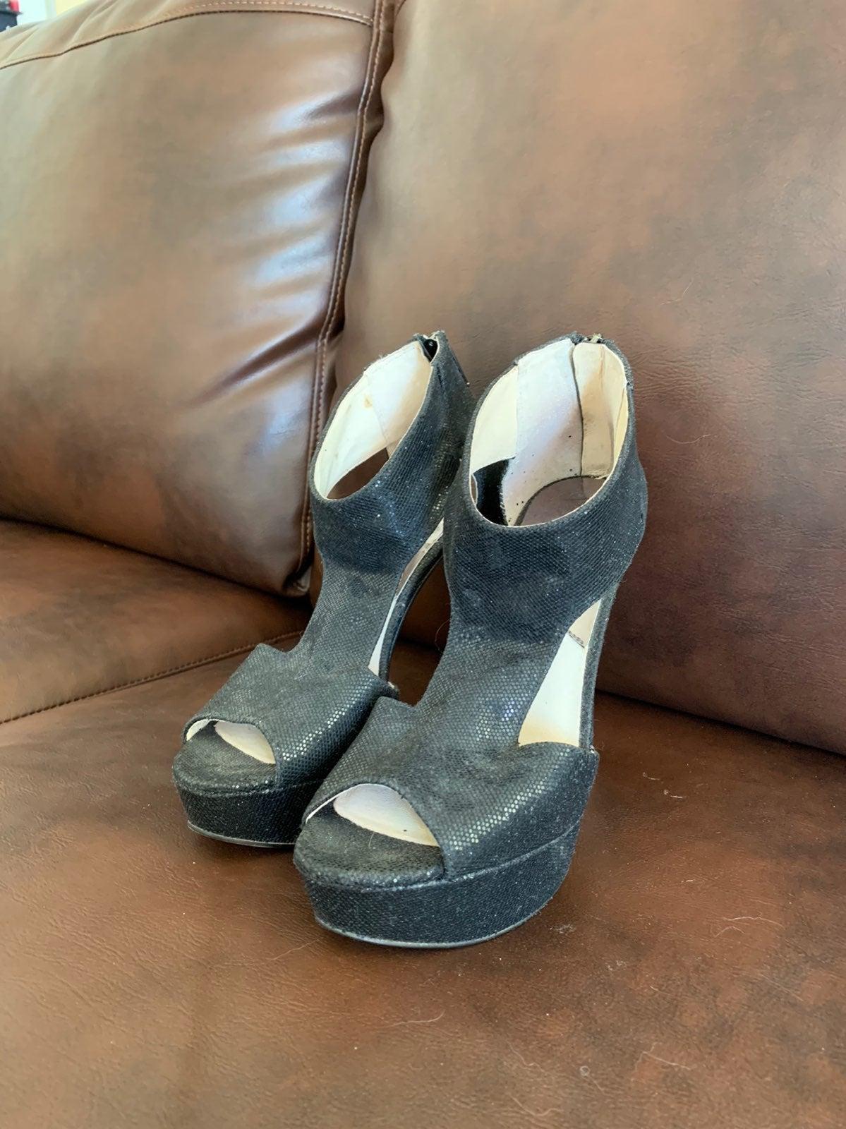 MK high heels