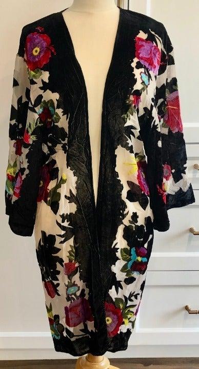 Urban Outfitters Kimono Robe Jacket