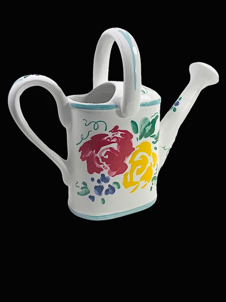 Ken Cornet Porcelain Watering Can