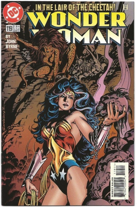 Wonder Woman #119 (1997) - NM COMIC