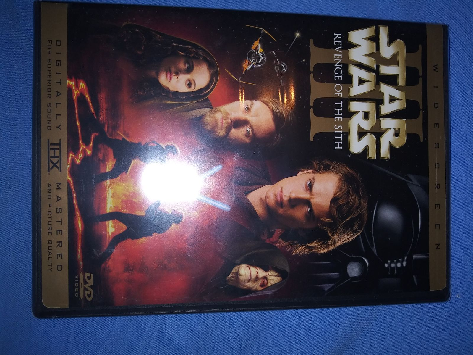 Star wars iii 3 revenge of the sith