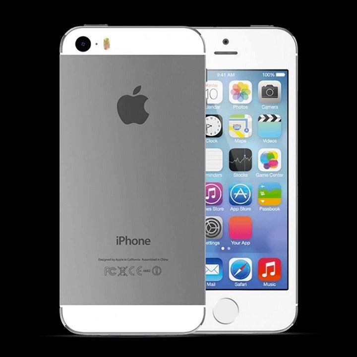 apple iphone 5s 16gb silver unlocked mercari. Black Bedroom Furniture Sets. Home Design Ideas