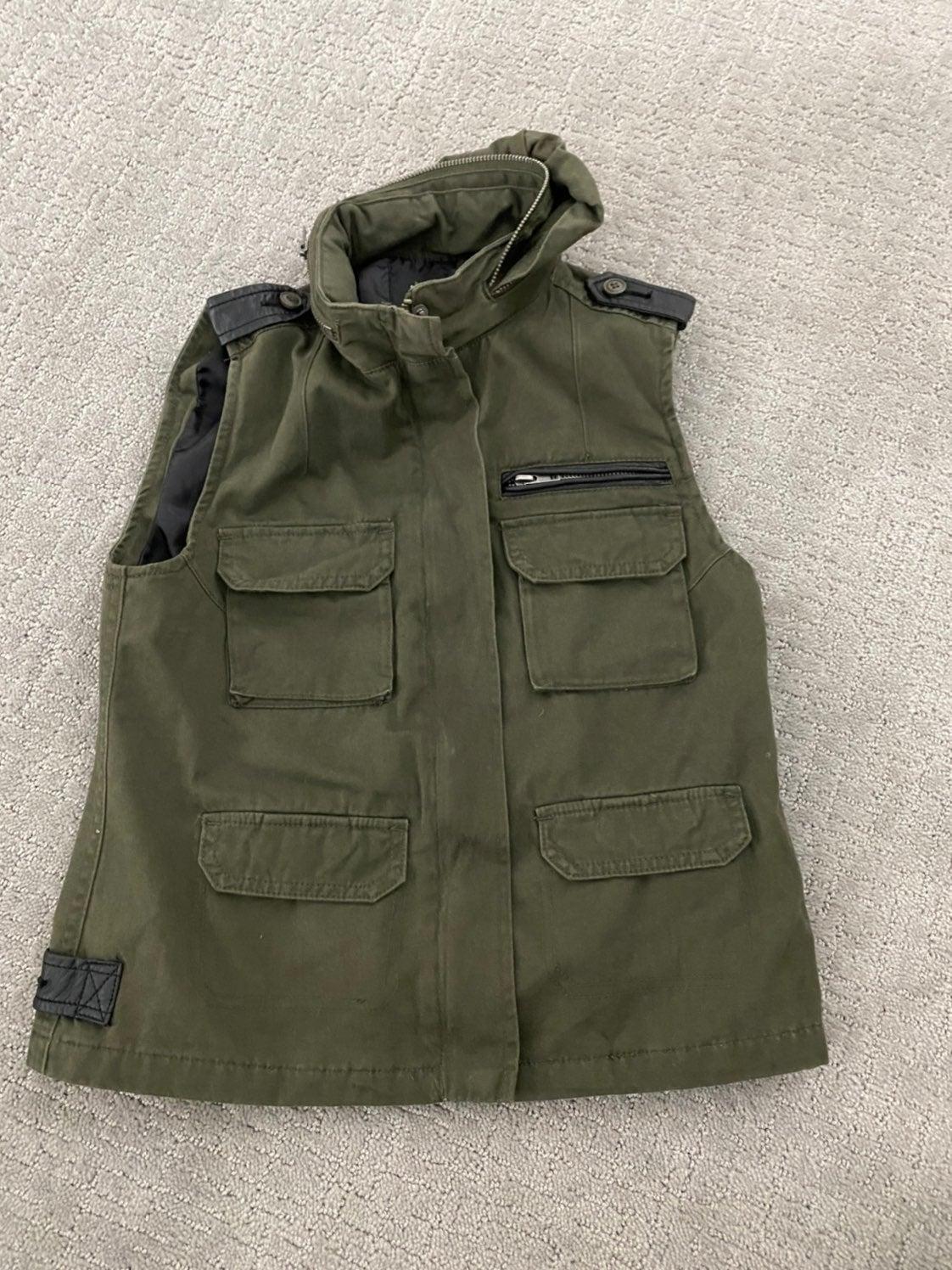 BDG Army Moto Jacket