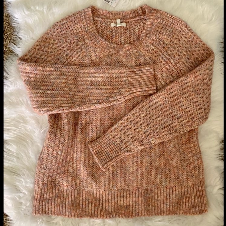 Maurices Pink Sweater NWT Size medium
