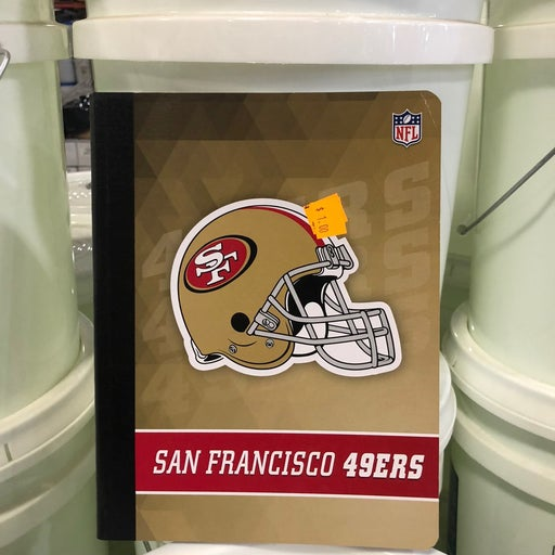 San Francisco 49ers Comp Books 3 for $5