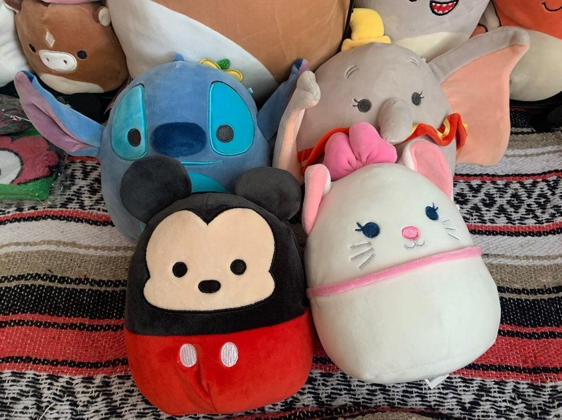 Disney Squishmallow Bundle