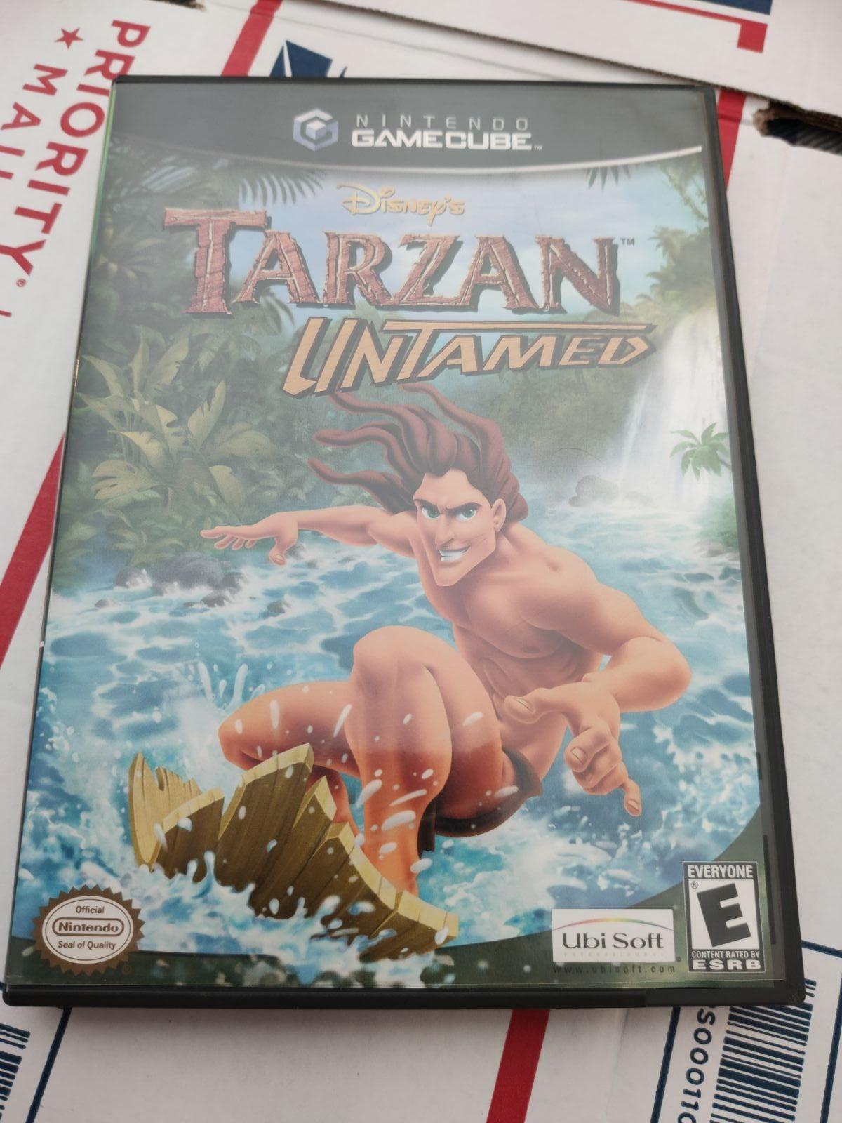 Nintendo GameCube Tarzan
