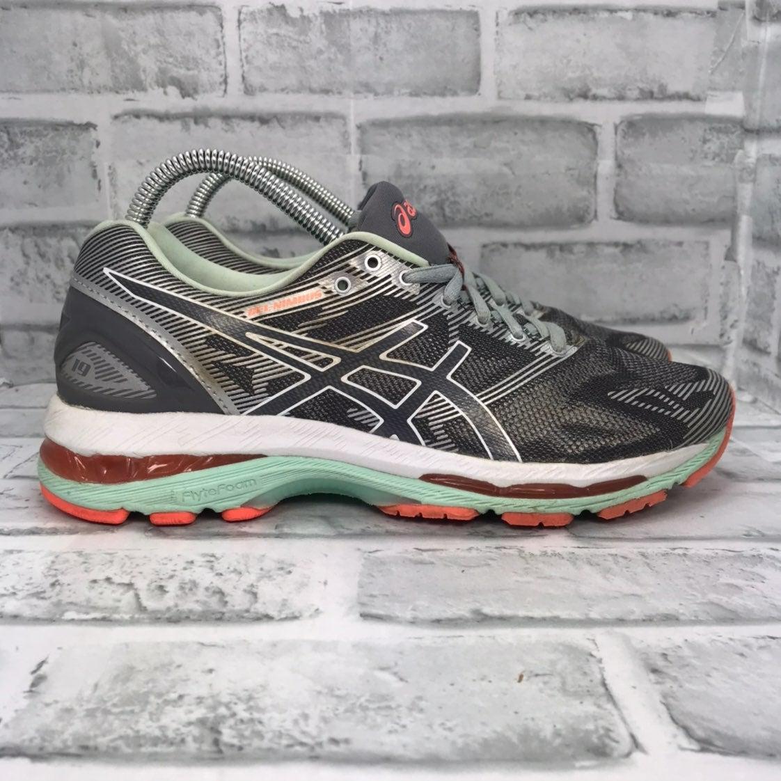 ASICS Gel Nimbus 19 Athletic Shoes