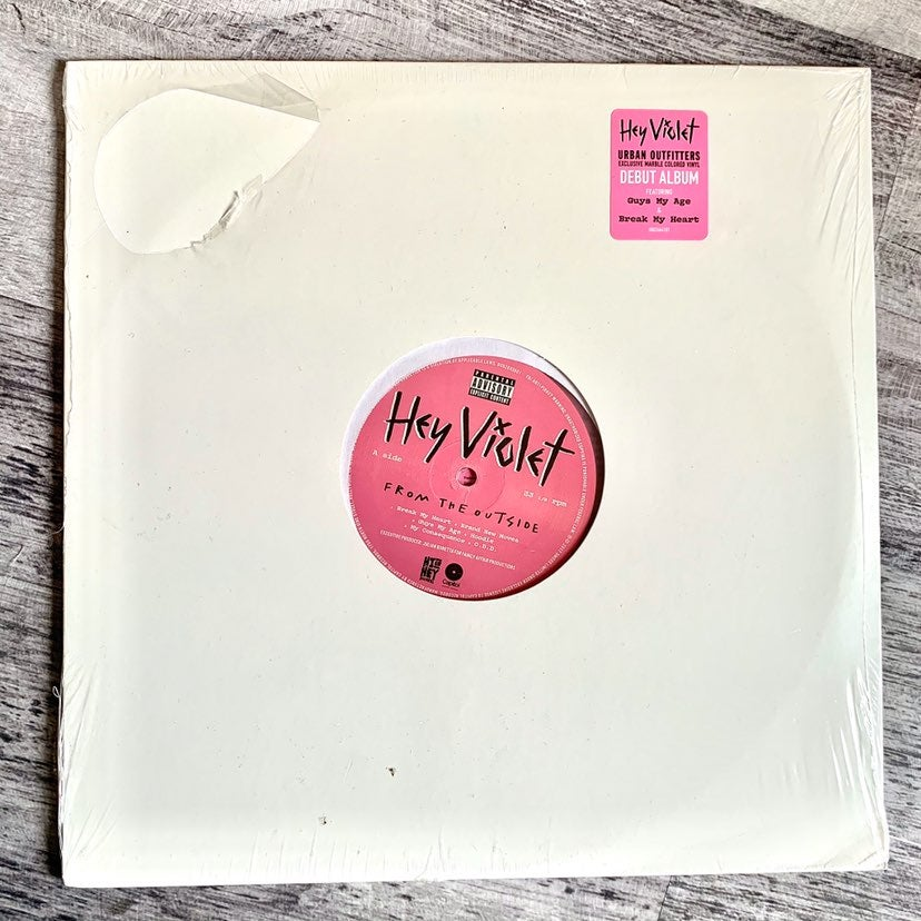 Hey Violet- From The Outside LP