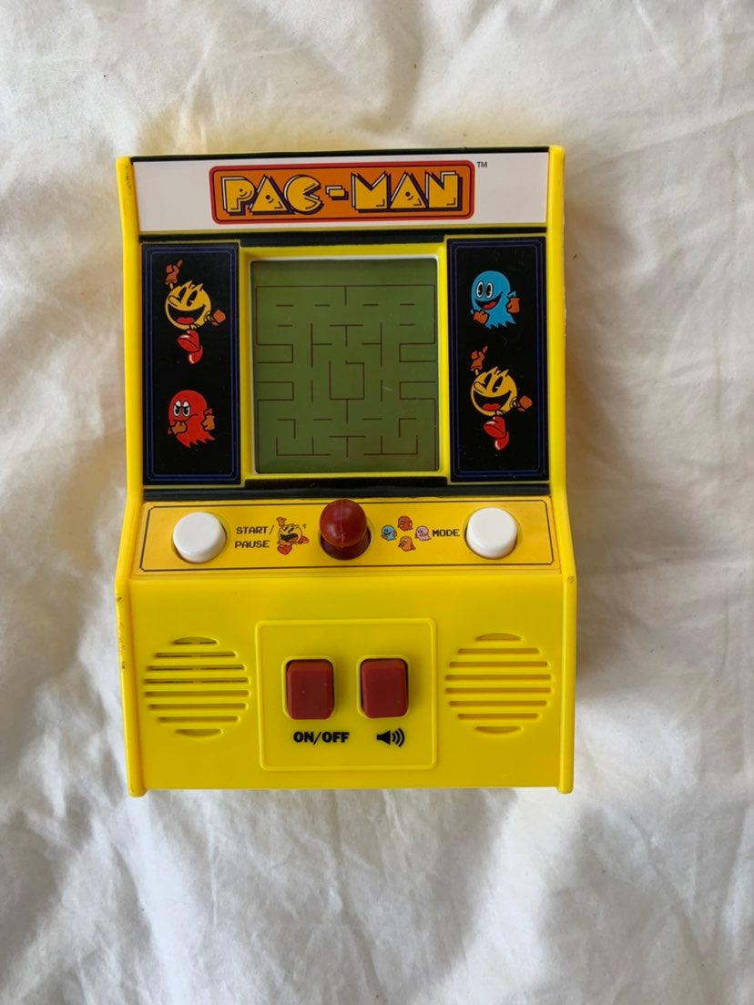 Bandai Pacman Handheld Gaming Device