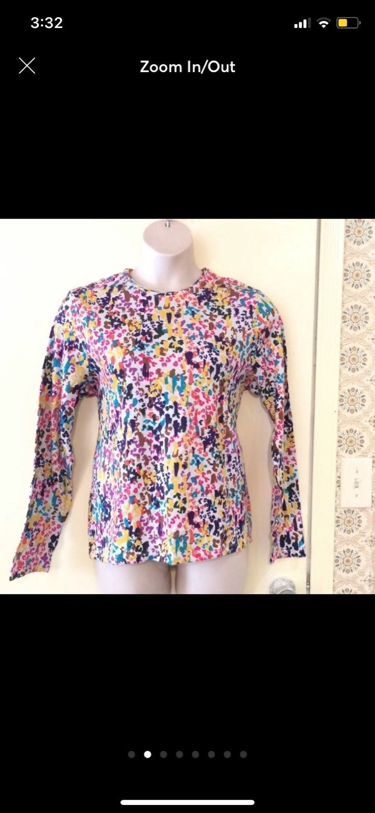 NWT Westbound Woman 1X knit top shirt