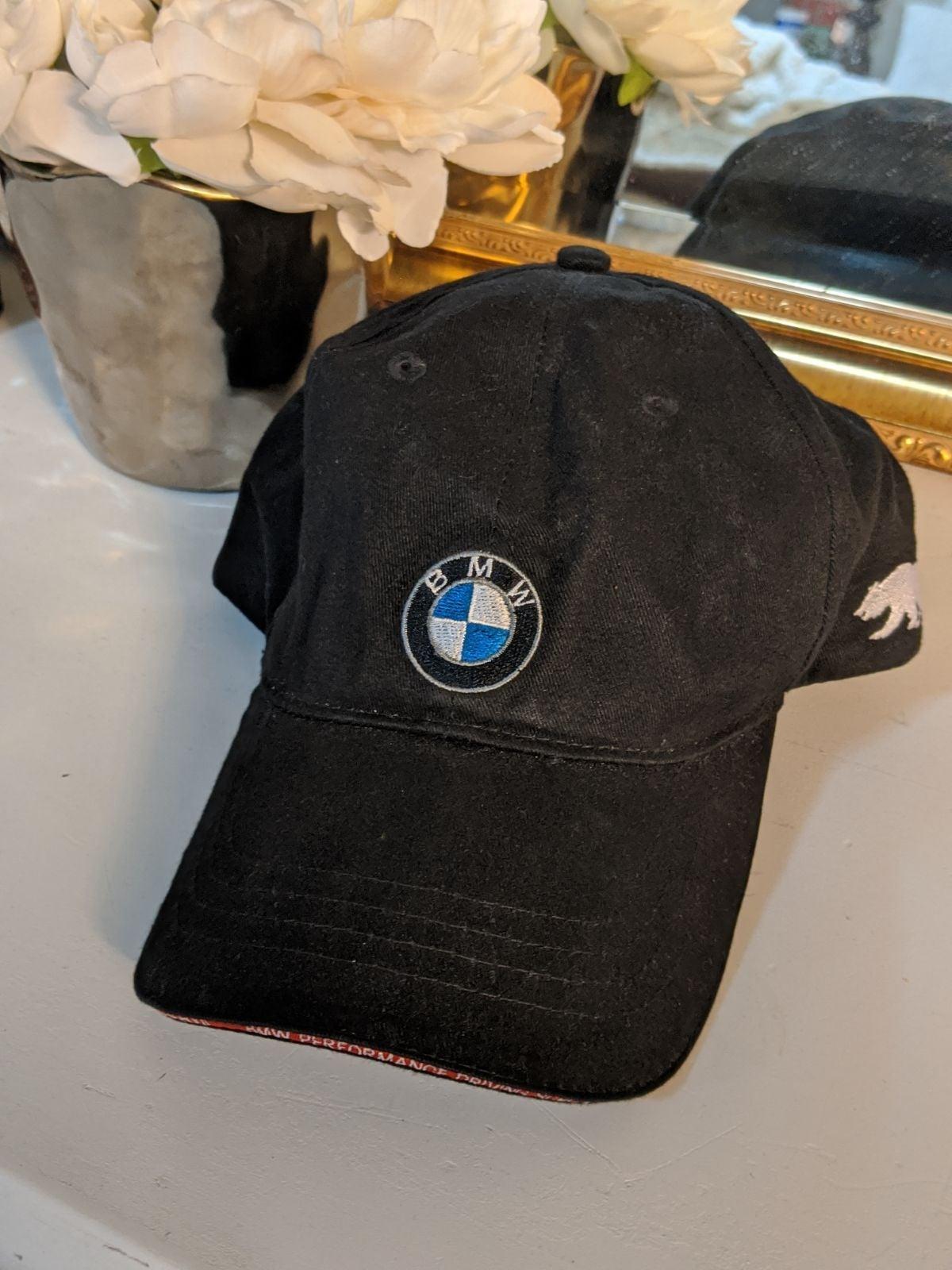 BMW Performance Driving School Hat