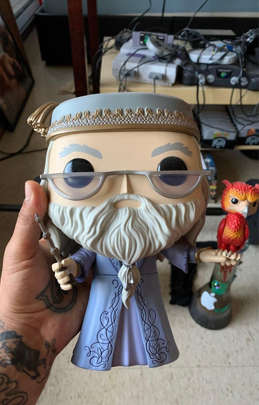 Funko Pop albus dumbledore 110