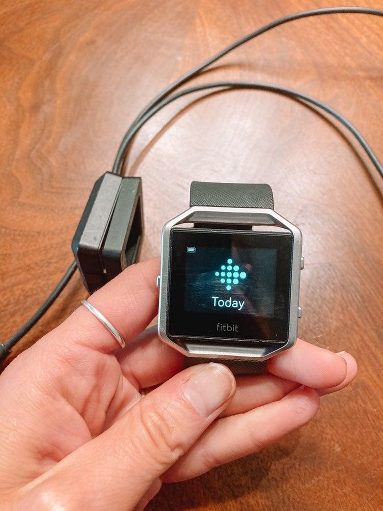 Fitbit blaze fitness trackers