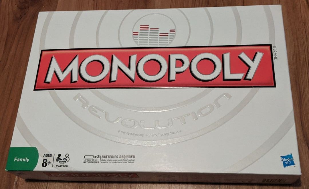 MONOPOLY Revolution 2010 Complete