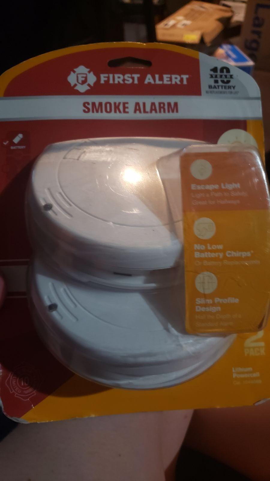 Smoke Alarm