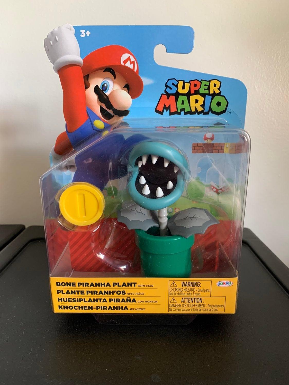 """Mario Bone Piranha Plant 4"""""""