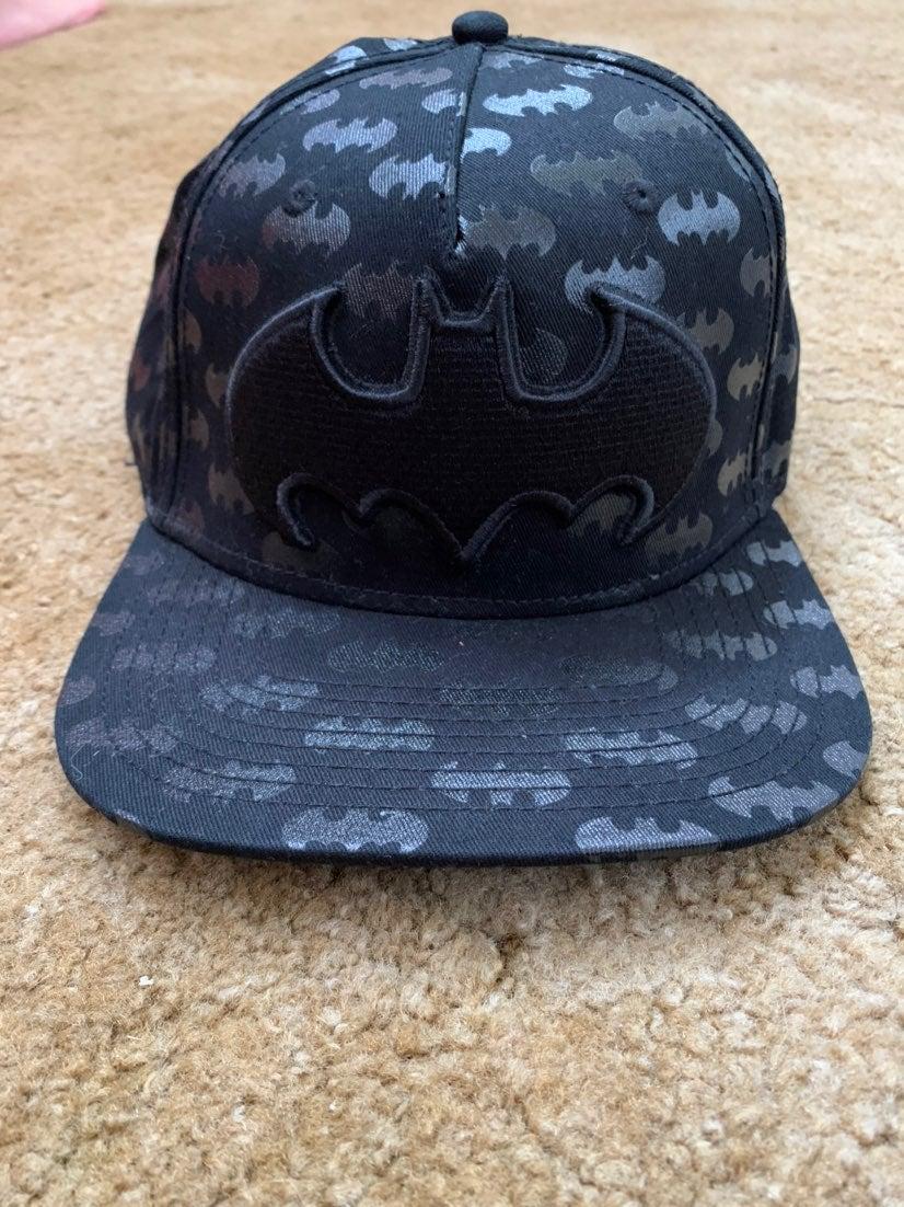 Batman Logo Symbol Snapback Hat