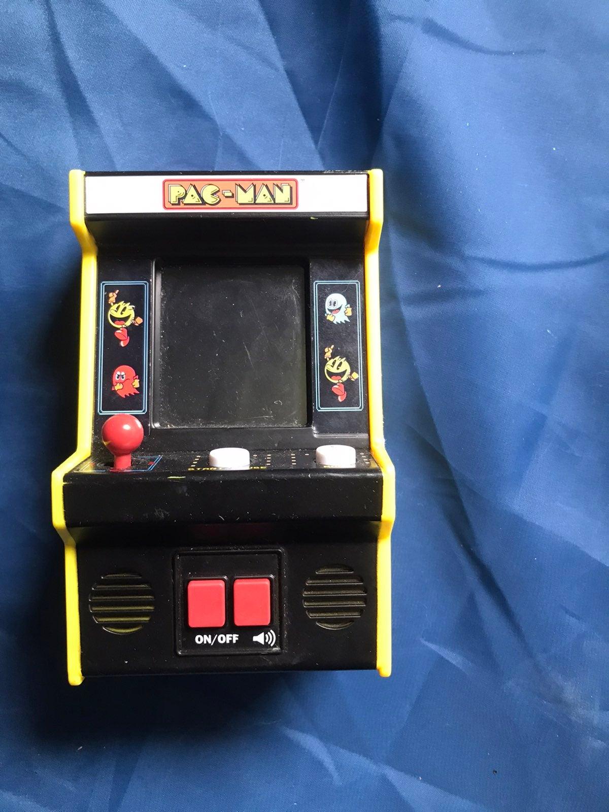 Arcade Classics - Pac-Man Mini Arcade