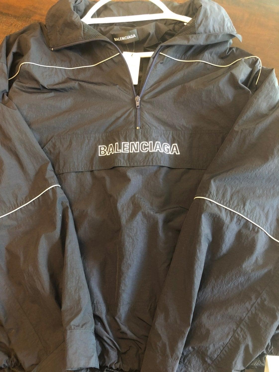 Balenciaga Windbreaker Brand New