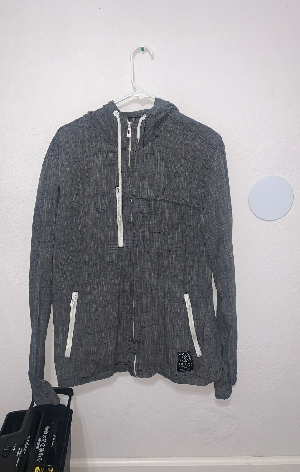 Ecko Untld Zipper Jacket