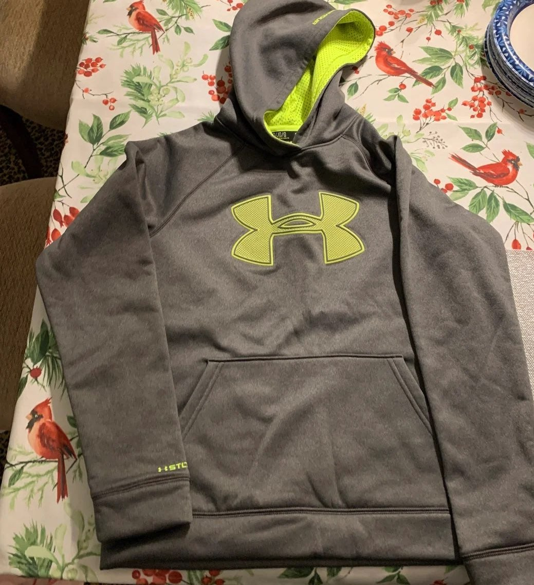 Nwot youth Under Armour Hoodie large