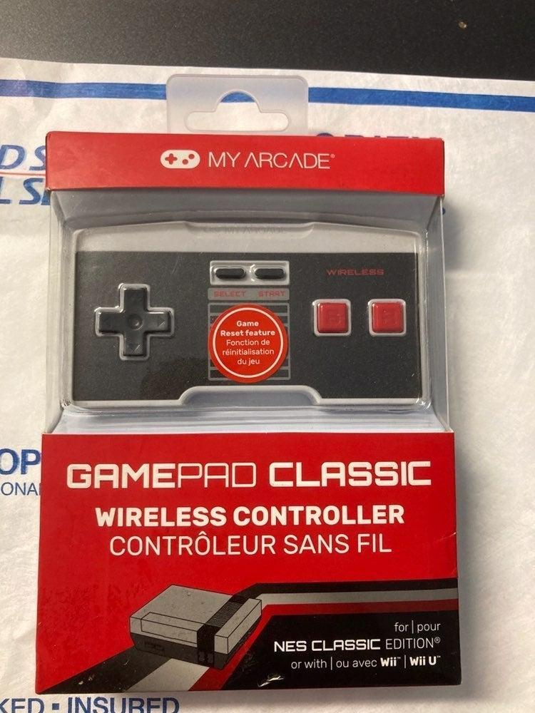 Nintendo Wireless Controller wii wiiU