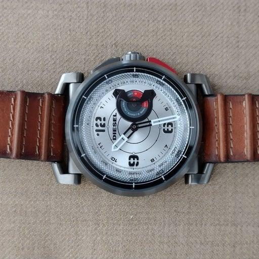 Diesel on time hybrid watch