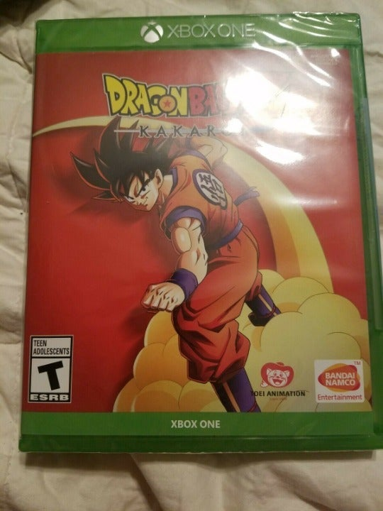 """Dragon Ball Z: Kakarot"" for Xbox One"