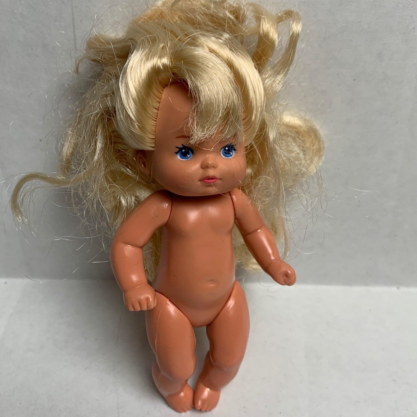 Mattel Barbie Heart Family Rosebud Doll
