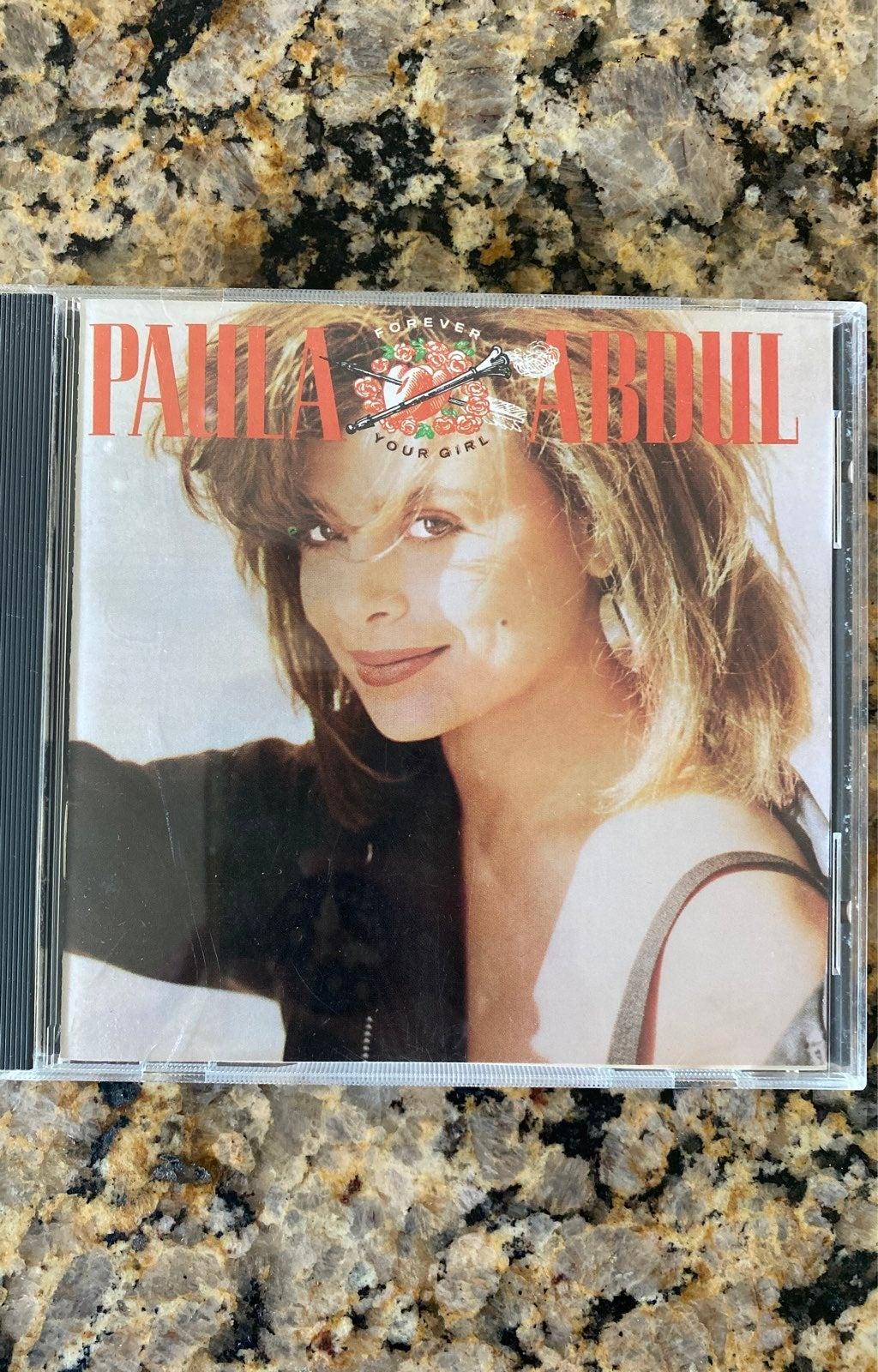 Paula Abdul CD