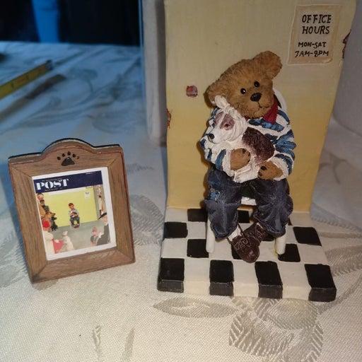 NEW Boyds Bears figure