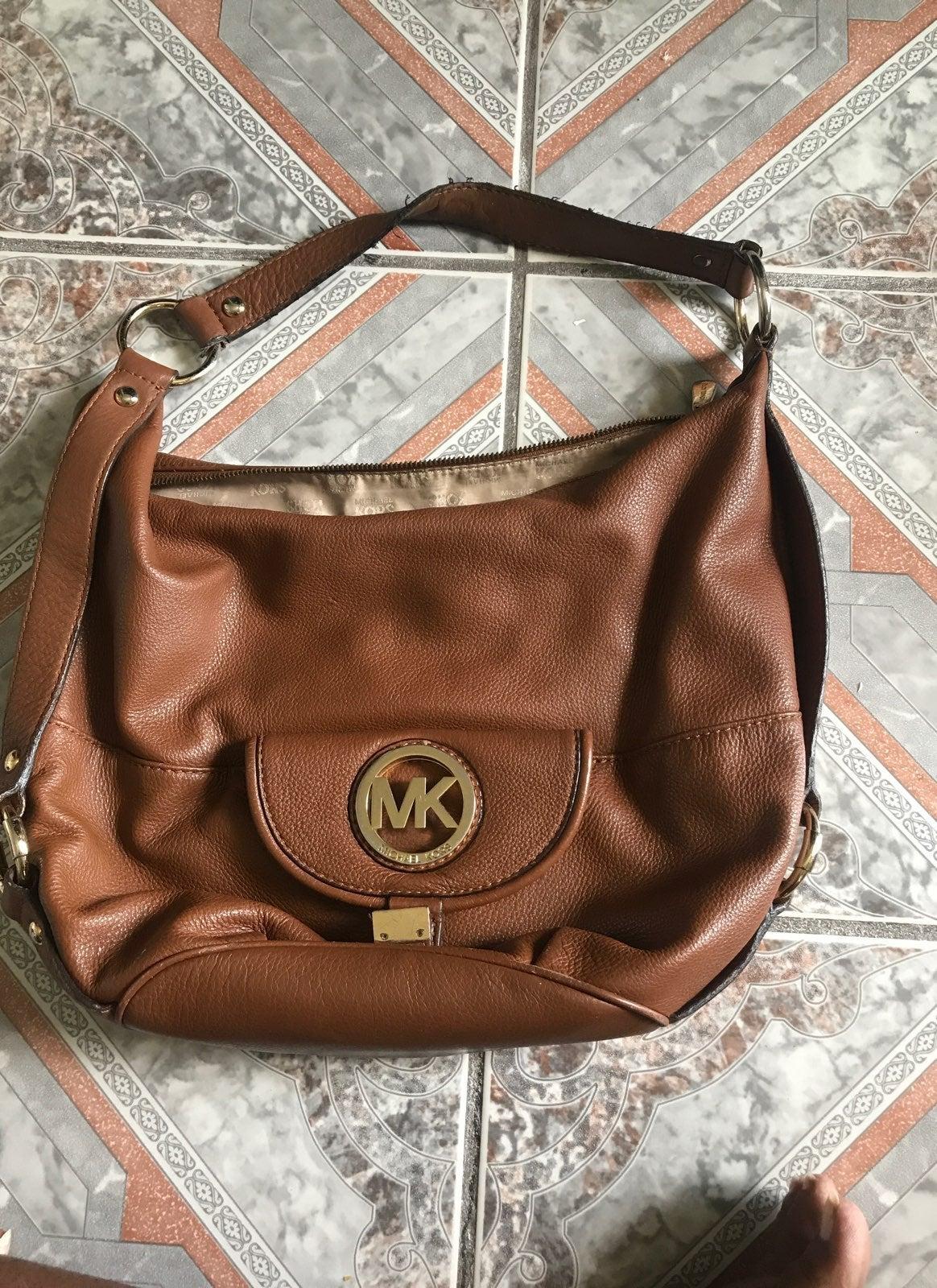 Michael Kors Luggage Handbag Purse MK