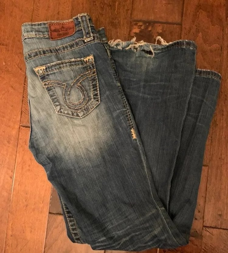 Big Star Bootcut Jeans