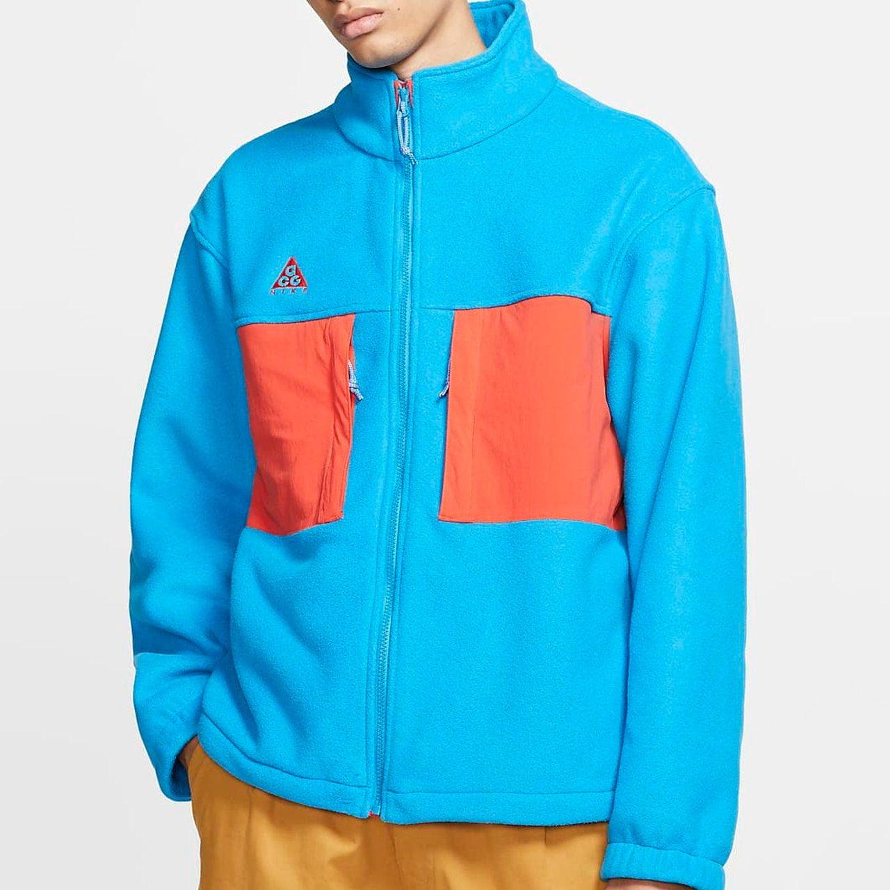 NWT NIKE ACG MICROFLEECE Sweater Jacket