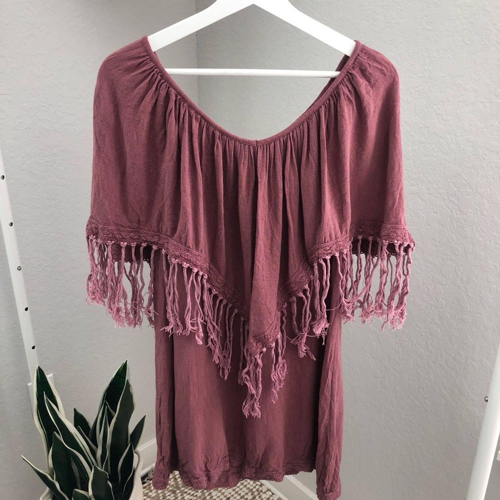 Billabong Women Boho Dress Size M
