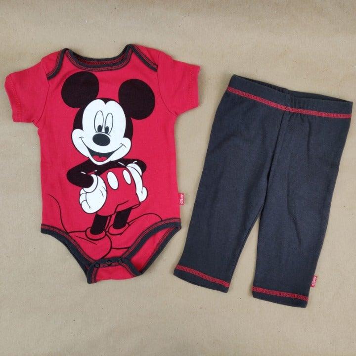 Mickey Mouse 2 Pc Set
