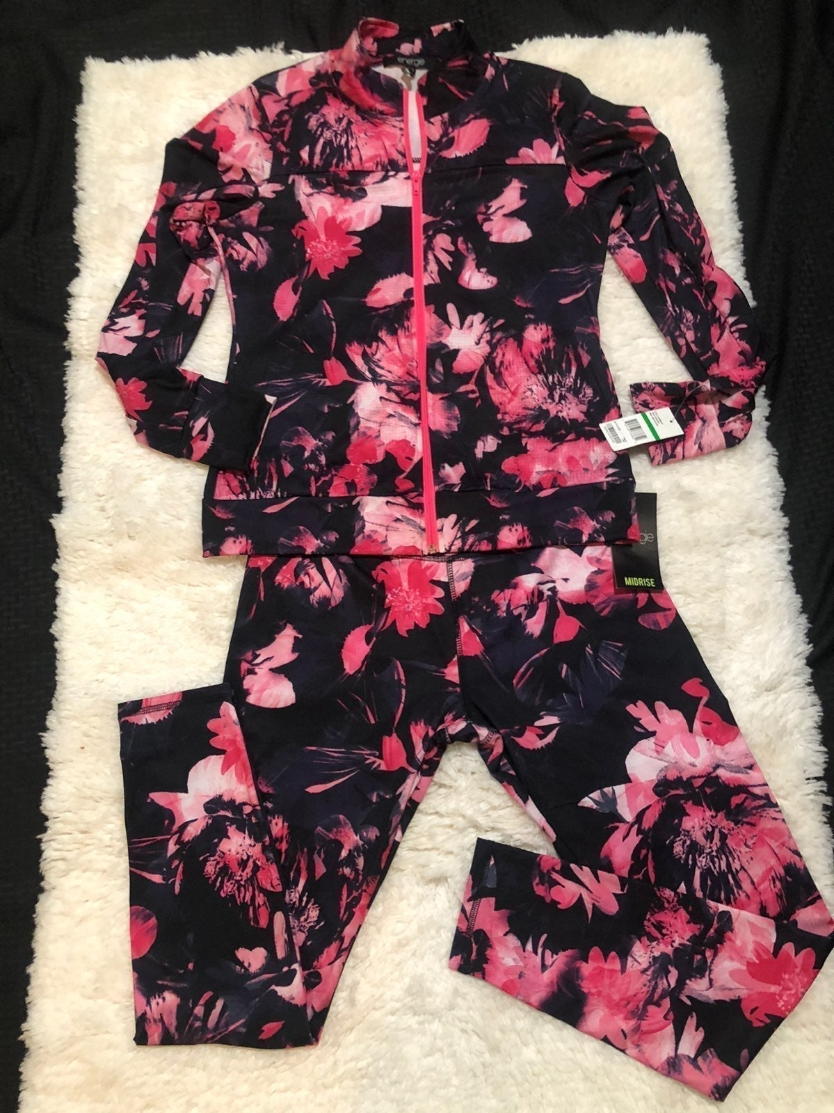 New With Tags Macy's Jumpsuit