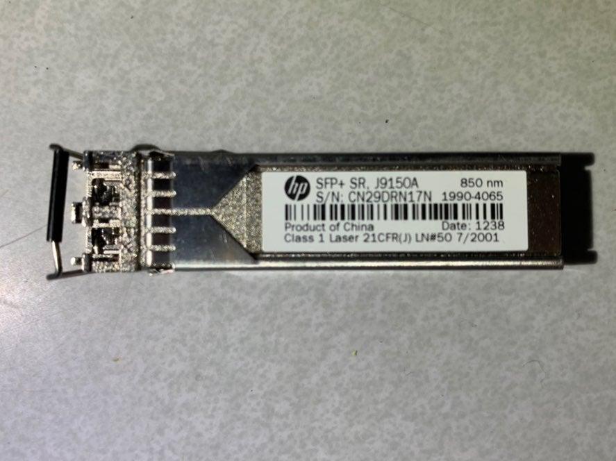 HP Procurve GB Ethernet SFP+Transceiever