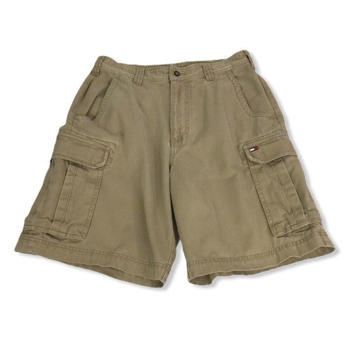 Vintage Tommy Hilfiger W 31 Tan Shorts