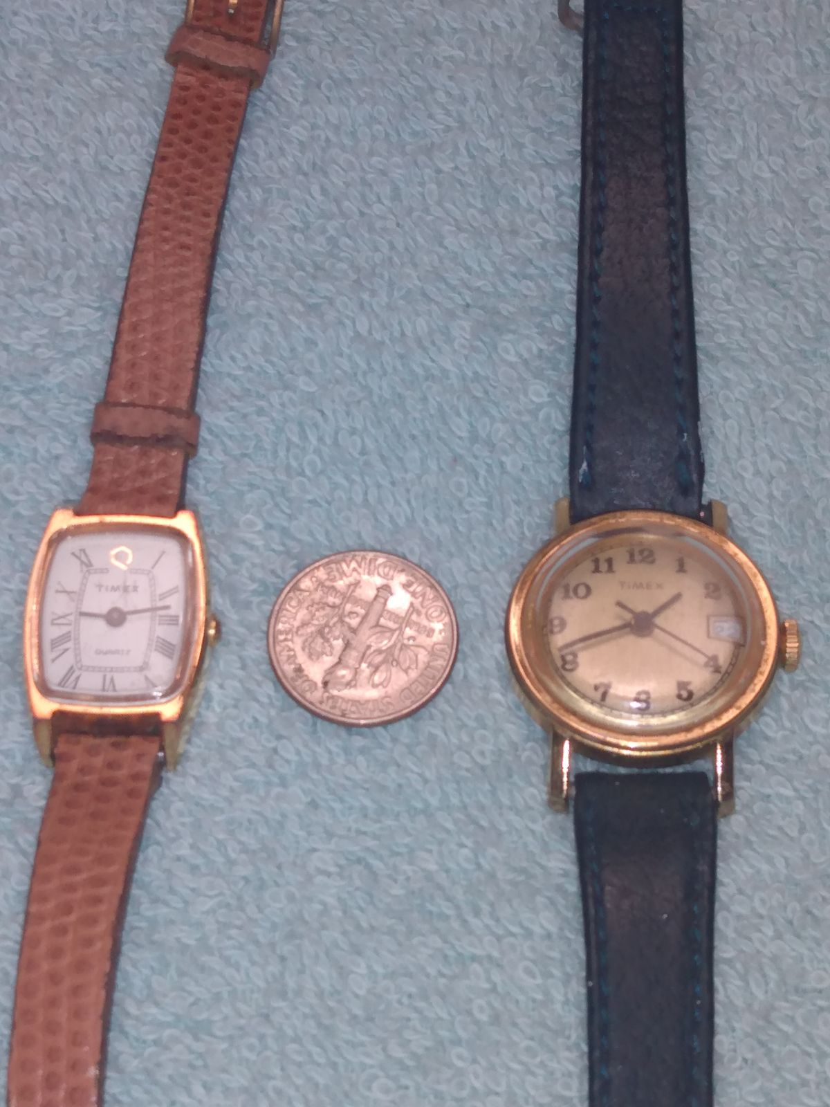 Timex Watches -Two