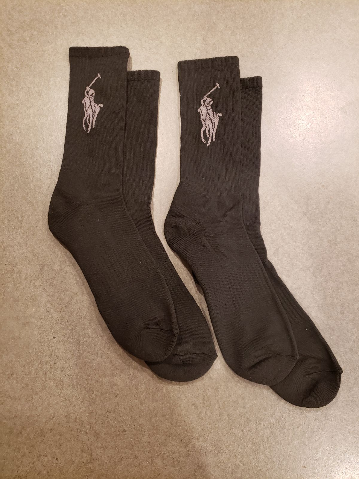 Ralph Lauren 2 Pairs of Socks