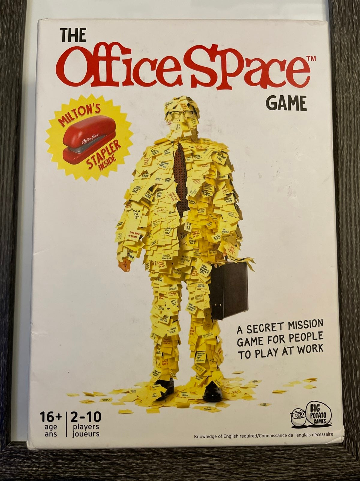 The Office Space Game