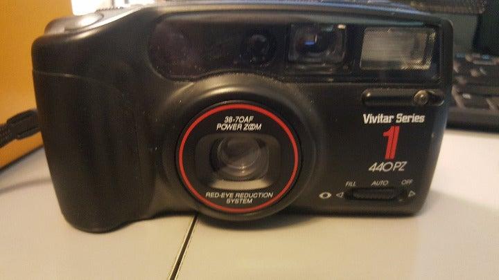 Vivatar series 1 Camera
