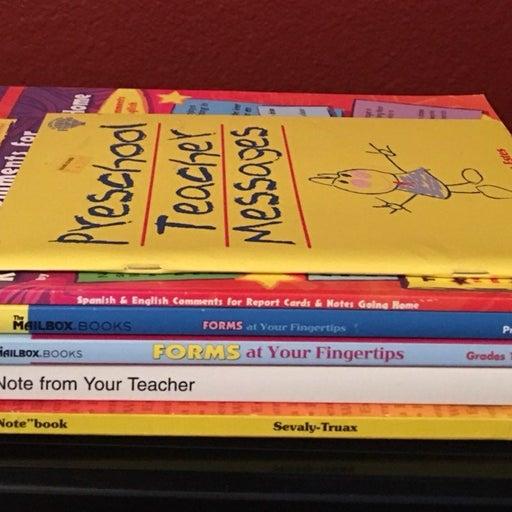Teacher Resources Book Bundle
