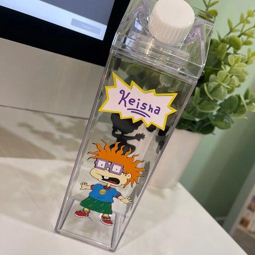 Custom Rugrats Bottle