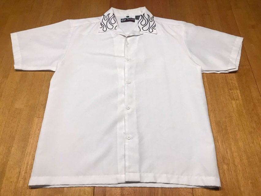 Sapphire Lounge Mens large Embroidered B