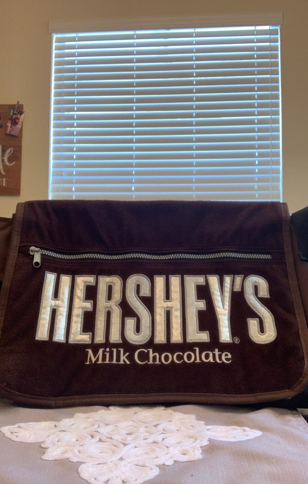 Hershey's crossbody bag